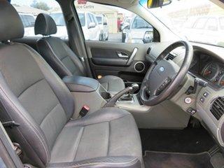 2007 Ford Territory Ghia Wagon.