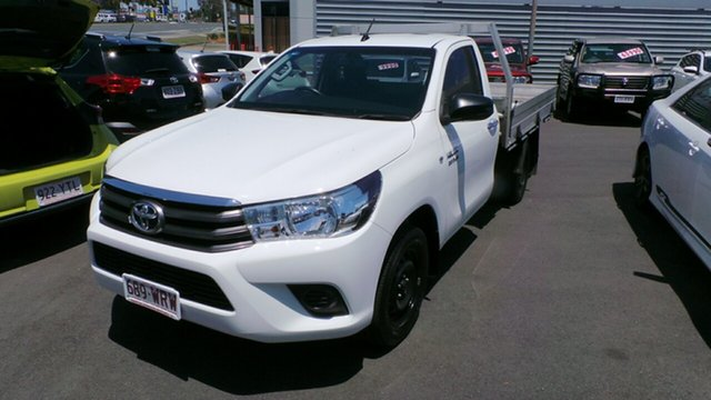 Used Toyota Hilux SR 4x2, Morayfield, 2015 Toyota Hilux SR 4x2 Cab Chassis
