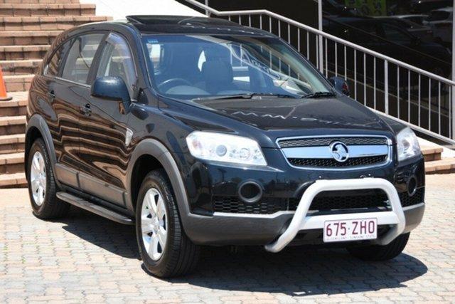 Used Holden Captiva SX AWD, Warwick Farm, 2009 Holden Captiva SX AWD Wagon