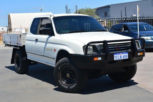 Used Mitsubishi Triton GLX (4x4), Kewdale, 1998 Mitsubishi Triton GLX (4x4) Club Cab Utility