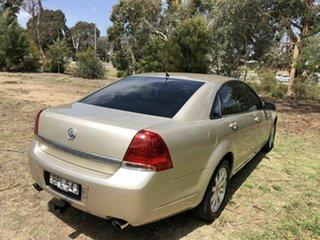 2006 Holden Statesman Sedan.