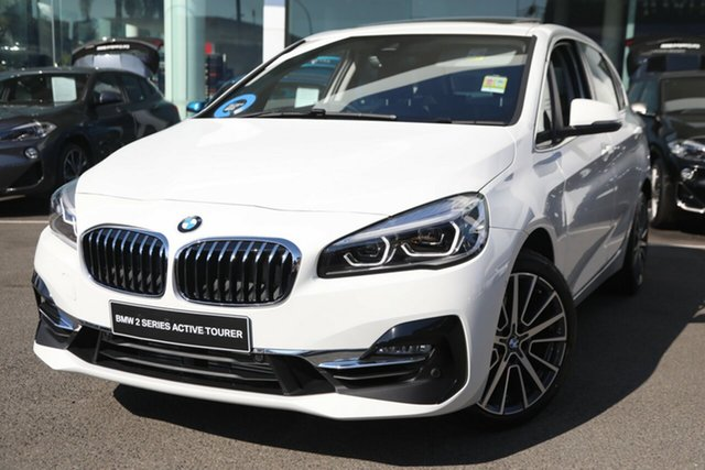 Demonstrator, Demo, Near New BMW 220i Active Tourer Luxury Line, Brookvale, 2019 BMW 220i Active Tourer Luxury Line Wagon