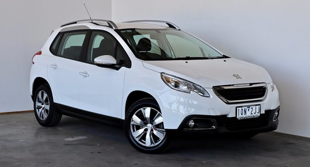 Used Peugeot 2008 Active, Thomastown, 2016 Peugeot 2008 Active Wagon