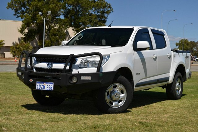 Used Holden Colorado LT (4x4), Rockingham, 2012 Holden Colorado LT (4x4) Crew Cab Pickup