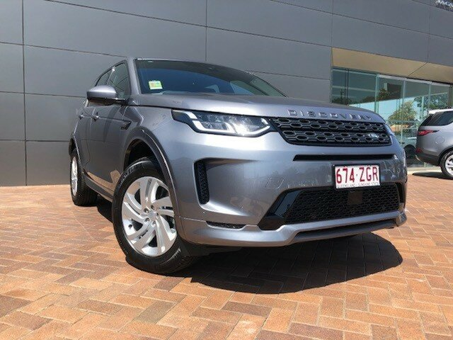 Demonstrator, Demo, Near New Land Rover Discovery Sport D150 R-Dynamic S, Toowoomba, 2019 Land Rover Discovery Sport D150 R-Dynamic S Wagon