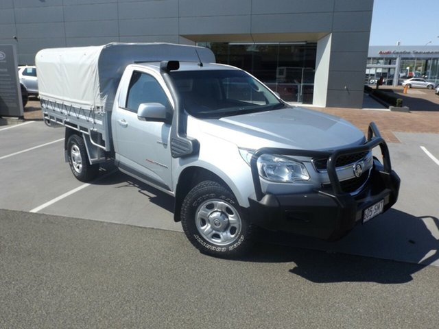 Used Holden Colorado LX, Toowoomba, 2012 Holden Colorado LX Cab Chassis