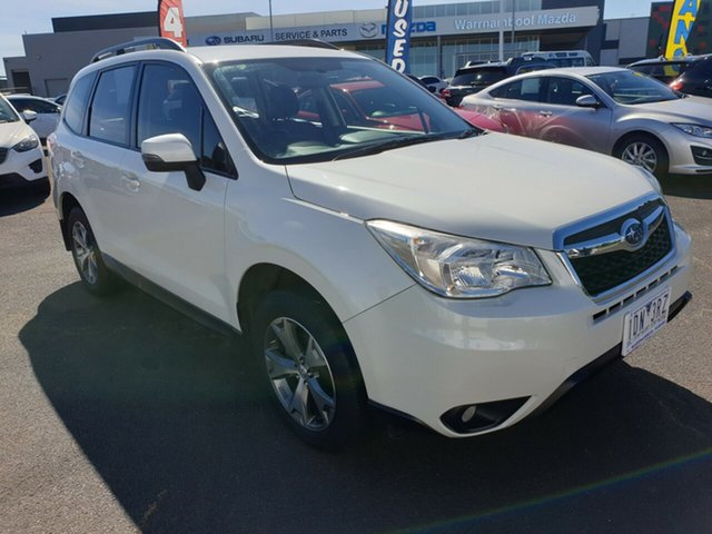 Used Subaru Forester, Warrnambool East, 2015 Subaru Forester Wagon