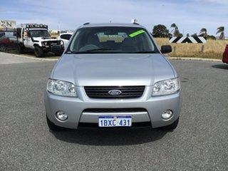 2004 Ford Territory TS (RWD) Wagon.