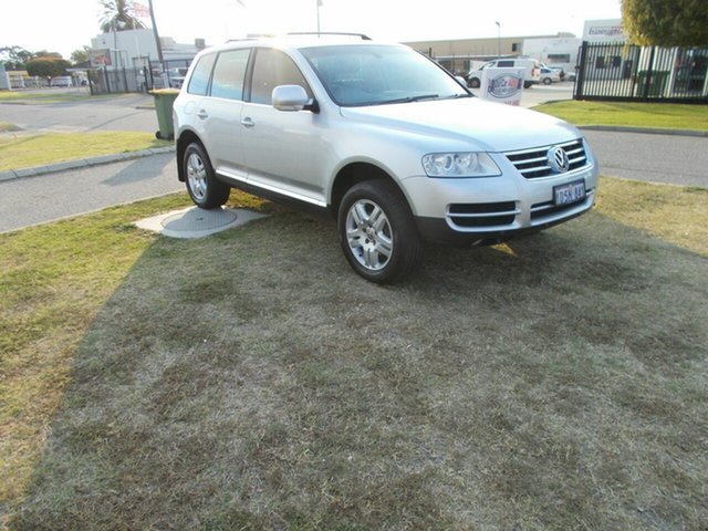 Discounted Used Volkswagen Touareg V8, Maddington, 2005 Volkswagen Touareg V8 Wagon