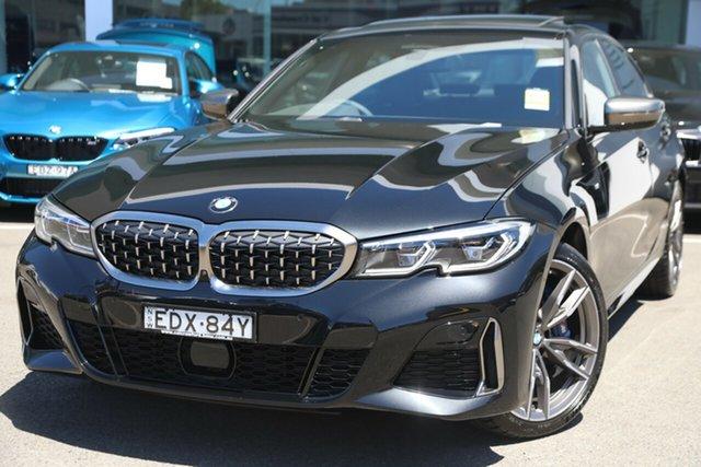 Demonstrator, Demo, Near New BMW M3 40i xDrive, Brookvale, 2019 BMW M3 40i xDrive Sedan