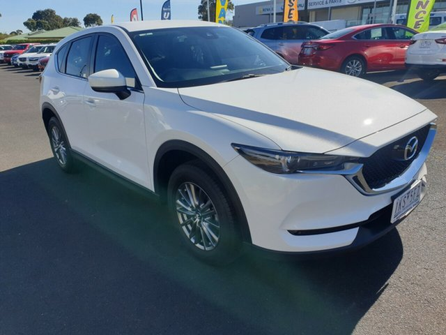 Used Mazda CX-5, Warrnambool East, 2017 Mazda CX-5 Wagon