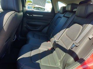 2018 Mazda CX-5 Wagon.