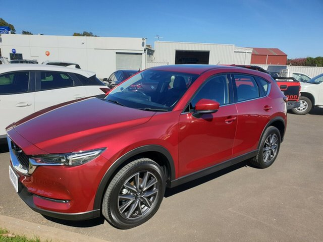 Used Mazda CX-5, Warrnambool East, 2018 Mazda CX-5 Wagon