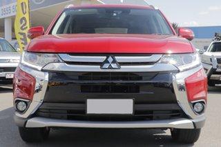 2018 Mitsubishi Outlander LS 2WD Wagon.