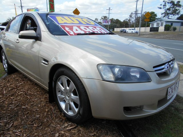 Used Holden Berlina, Slacks Creek, 2007 Holden Berlina Sedan