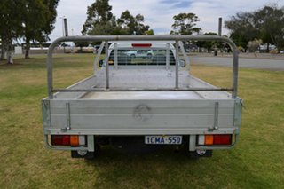 2007 Holden Rodeo LX Cab Chassis.