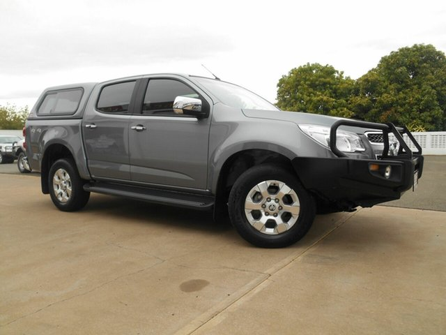 Used Holden Colorado LTZ 4x4, Mount Isa, 2015 Holden Colorado LTZ 4x4 RG Dual Cab