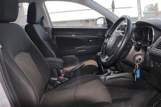 2015 Mitsubishi ASX LS 2WD Wagon.