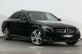 2018 Mercedes-Benz C-Class C300 9G-Tronic Sedan.