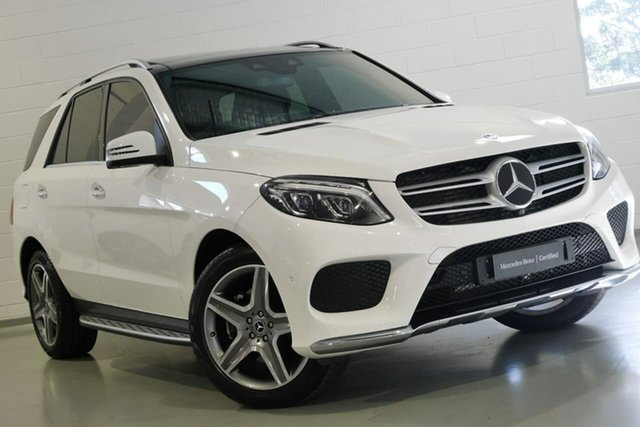 Used Mercedes-Benz GLE-Class GLE250 d 9G-Tronic 4MATIC, Warwick Farm, 2017 Mercedes-Benz GLE-Class GLE250 d 9G-Tronic 4MATIC Wagon