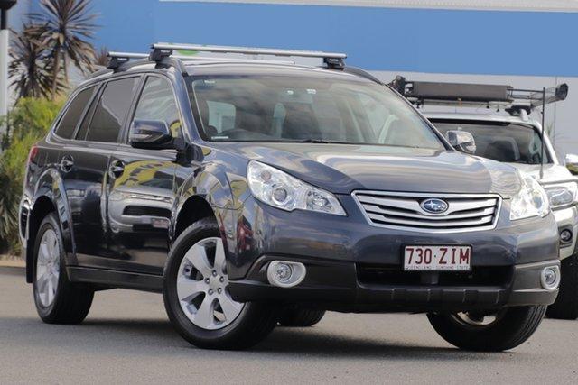 Used Subaru Outback 2.5i Lineartronic AWD Premium, Toowong, 2010 Subaru Outback 2.5i Lineartronic AWD Premium Wagon