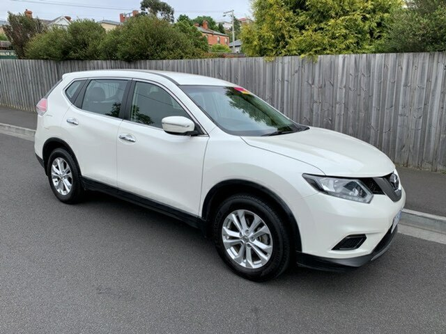 Used Nissan X-Trail ST (FWD), North Hobart, 2016 Nissan X-Trail ST (FWD) Wagon