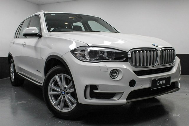 Used BMW X5 sDrive25d, Cardiff, 2016 BMW X5 sDrive25d Wagon
