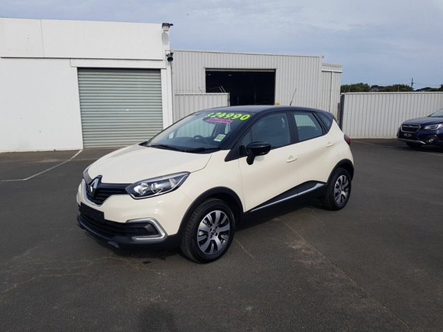 Discounted Used Renault Captur Zen EDC, Warrnambool East, 2018 Renault Captur Zen EDC Hatchback