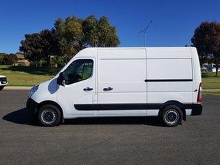 2018 Renault Master Van.