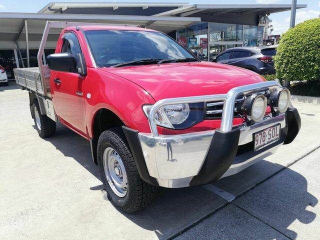 Discounted Used Mitsubishi Triton GLX 4x2, Yamanto, 2012 Mitsubishi Triton GLX 4x2 Cab Chassis