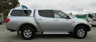 2008 Mitsubishi Triton VR Double Cab Utility.