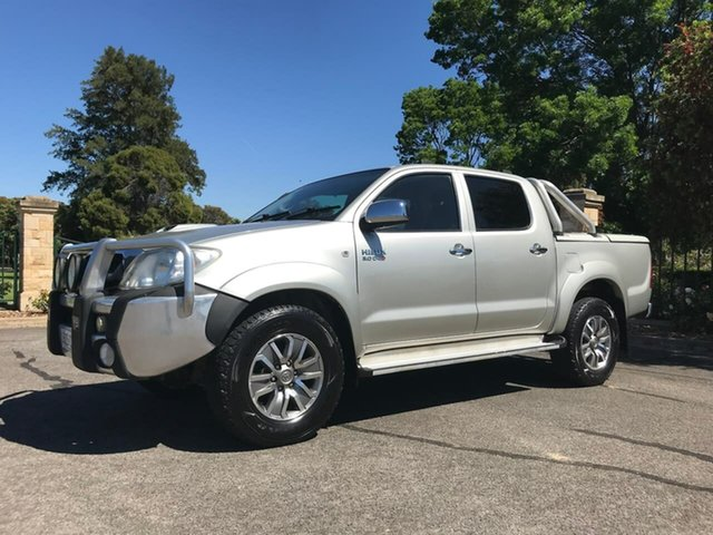 Used Toyota Hilux SR5, Enfield, 2010 Toyota Hilux SR5 Utility
