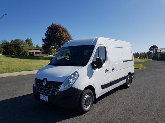 Discounted Demonstrator, Demo, Near New Renault Master, Warrnambool East, 2018 Renault Master Van