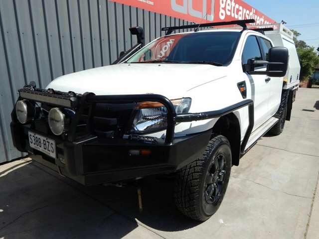 Used Ford Ranger XL Double Cab, Blair Athol, 2012 Ford Ranger XL Double Cab Cab Chassis