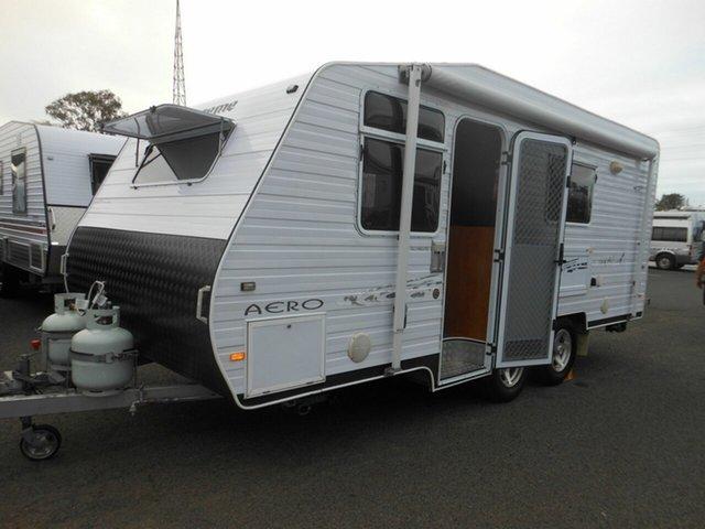 Discounted Used Supreme Aero 1800 A3 Cafe, Pialba, 2009 Supreme Aero 1800 A3 Cafe Caravan