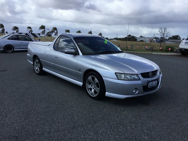 Used Holden Commodore Storm, Wangara, 2005 Holden Commodore Storm Utility