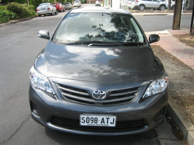 Used Toyota Corolla Ascent, Prospect, 2012 Toyota Corolla Ascent Sedan