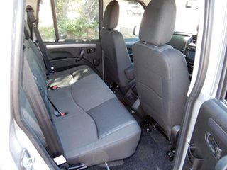 2019 Mahindra Pik-Up 4WD Dual Cab Chassis.