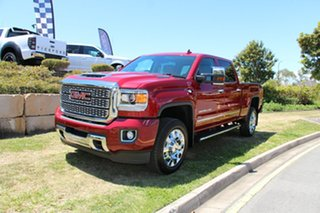 2019 GMC Sierra 2500HD Crewcab.