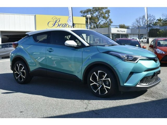Used Toyota C-HR Koba (AWD), Northbridge, 2018 Toyota C-HR Koba (AWD) Wagon