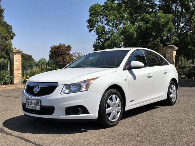 Used Holden Cruze CD, Enfield, 2011 Holden Cruze CD Sedan
