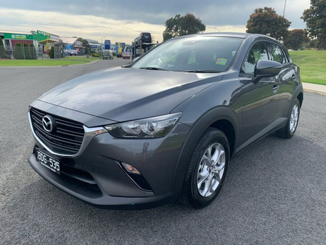 Demonstrator, Demo, Near New Mazda CX-3, Warrnambool East, 2019 Mazda CX-3 Wagon