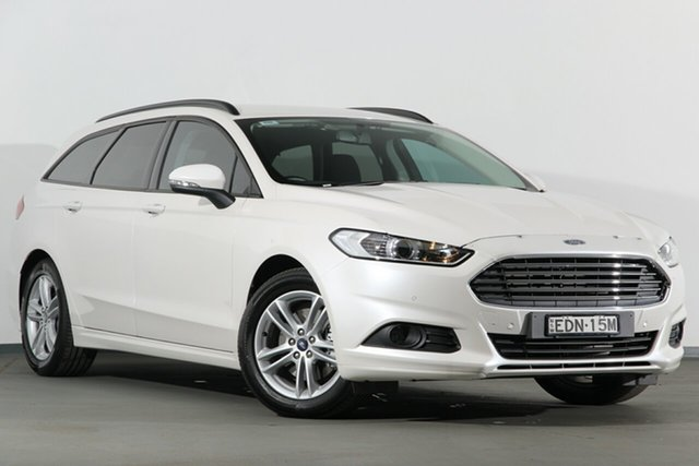 Discounted Used Ford Mondeo Ambiente PwrShift, Narellan, 2018 Ford Mondeo Ambiente PwrShift Wagon