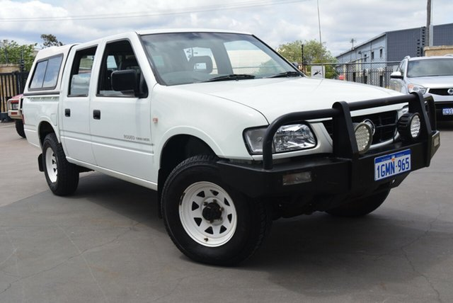 Used Holden Rodeo LX (4x4), Kewdale, 2001 Holden Rodeo LX (4x4) Crew Cab P/Up