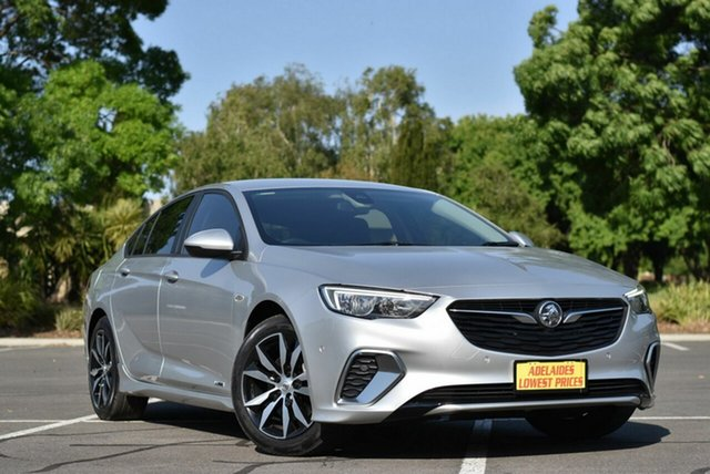Used Holden Commodore RS Liftback AWD, Enfield, 2018 Holden Commodore RS Liftback AWD Liftback