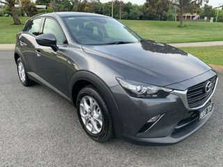 2019 Mazda CX-3 Wagon.