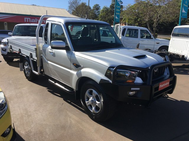 New Mahindra Pik-Up 4WD, Toowoomba, 2019 Mahindra Pik-Up 4WD Cab Chassis