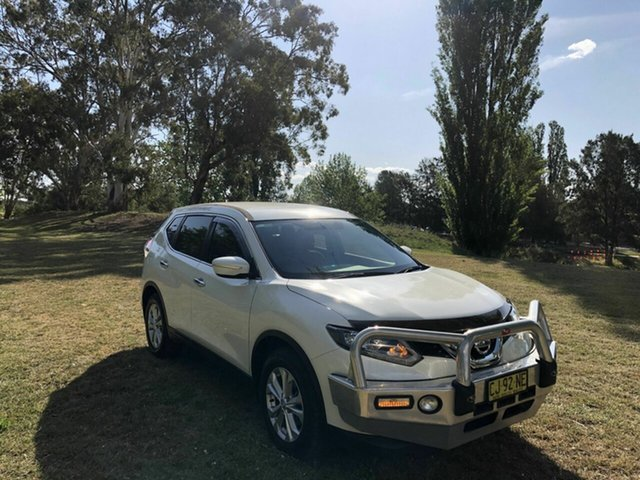 Used Nissan X-Trail ST X-tronic 2WD, Queanbeyan, 2016 Nissan X-Trail ST X-tronic 2WD Wagon