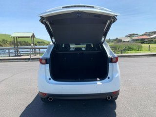 2019 Mazda CX-5 Wagon.