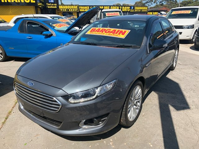 Used Ford Falcon G6E, Cranbourne, 2015 Ford Falcon G6E Sedan